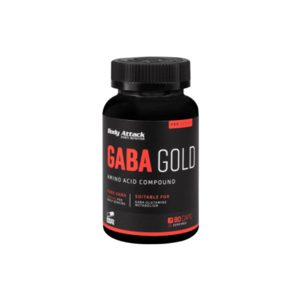 Body Attack Gaba Gold