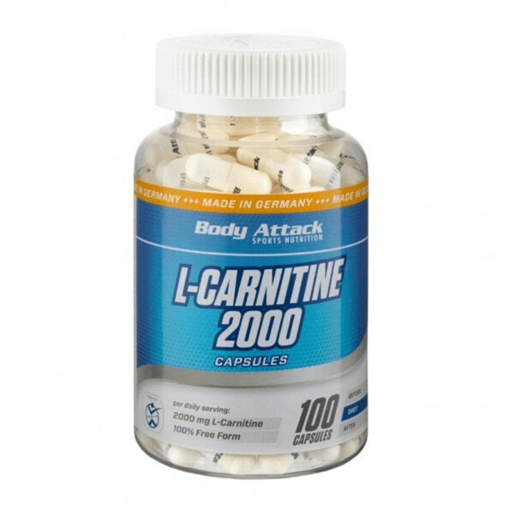 Body Attack L-Carnitine