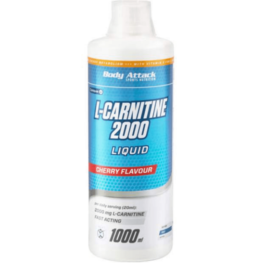 Body Attack L-Carnitine Liquid